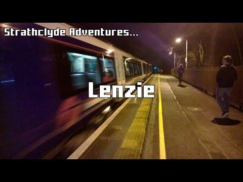 Strathclyde Adventures: Trains At Lenzie