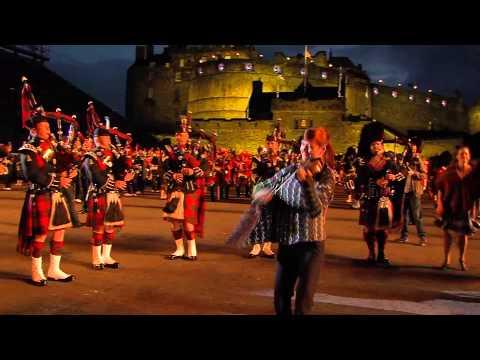 2015 Edinburgh Tattoo Commercial