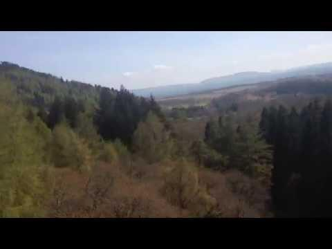 Zip Line Heaven | Go Ape Aberfoyle, Nr Stirling