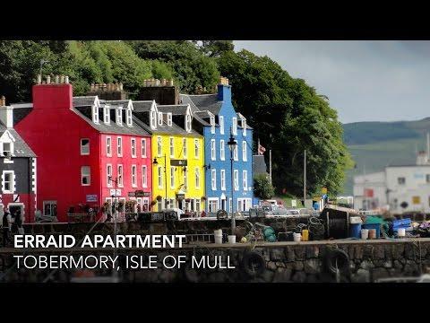 Erraid Apartment, Tobermory, Isle Of Mull