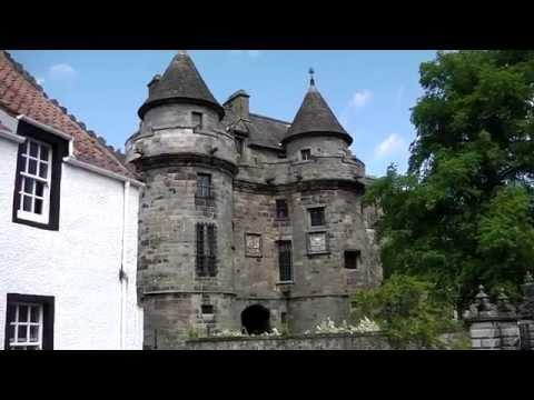 Falkland Palace And Gardens, Fife, Scotland
