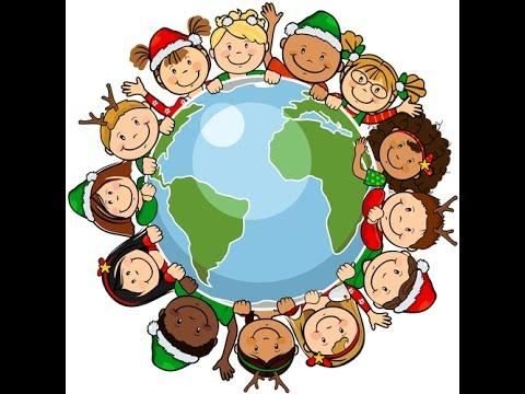 Christmas Songs For Children  - It's Christmas Day All Over Earth