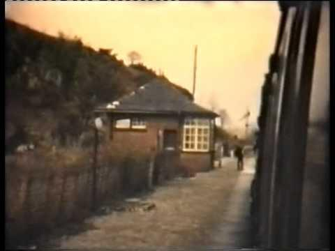 Scottish Branch Lines - Ballachulish To Connel Ferry On 22/3/66