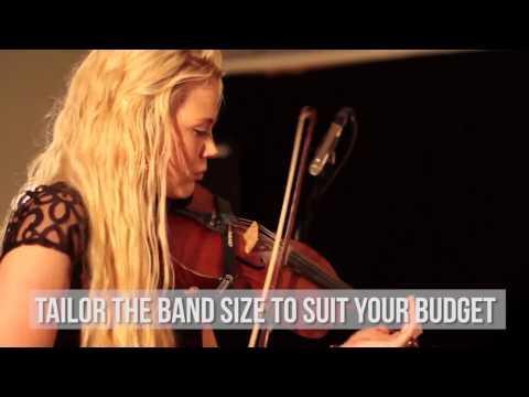 Ceilidh Band | Glasgow | Edinburgh | The Jiggers Showreel