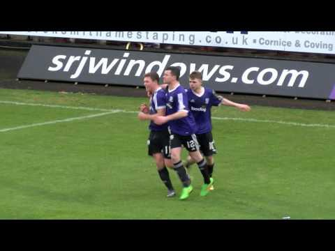 SPFL League 1: Dunfermline Athletic V Ayr United