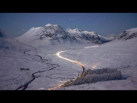 A Photography Trip To A Wintry Glencoe