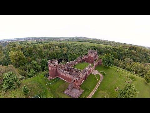 TBS Discovery  FPV Bothwell Castle South Lanarkshire Scotland