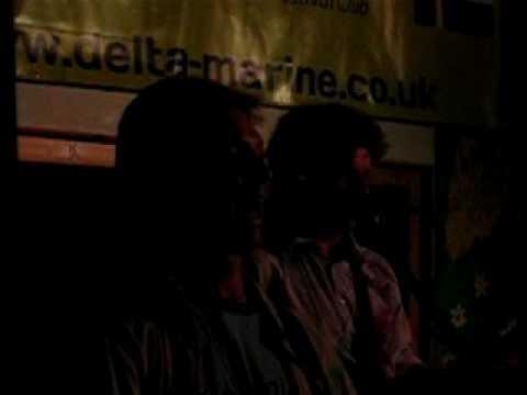 Da Yell Cowboy Shetland Folk Festival 09