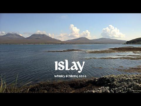 ISLAY - Whisky & Hiking 2016