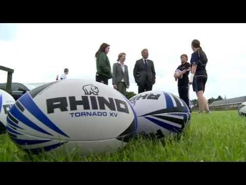 Cashback For Communities Rugby In Thurso