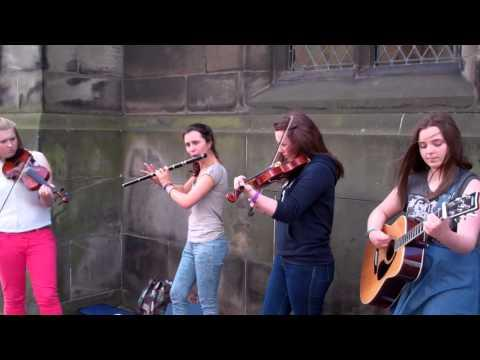 Traditional Scottish Music Festival Fringe Edinburgh Scotland