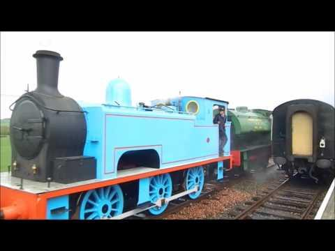 Bo'ness And Kinneil Steam Railway - Scotland