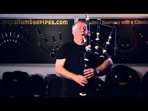 McCallum Bagpipes - Willie McCallum Plays Strathspey And Reel
