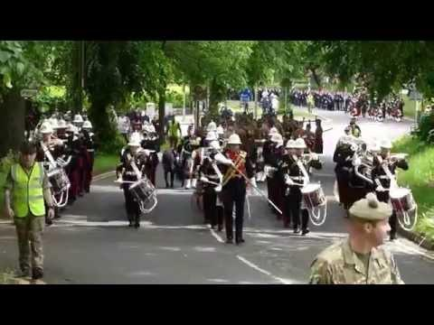 Stirling Armed Forces Day Parade 2016