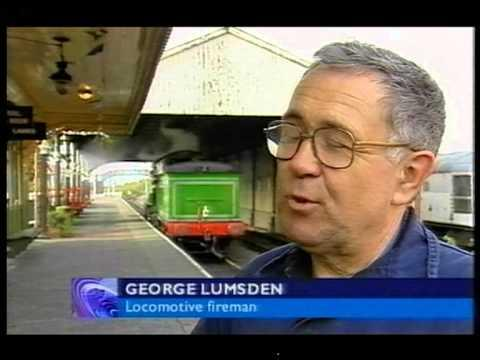 BBC Reporting Scotland  Bo'ness Railway