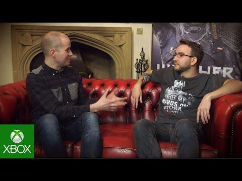 The Witcher 3: Wild Hunt- Stirling Castle Event Interview