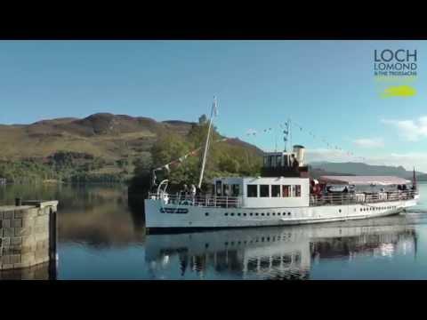 Explore Loch Lomond & The Trossachs National Park 2014