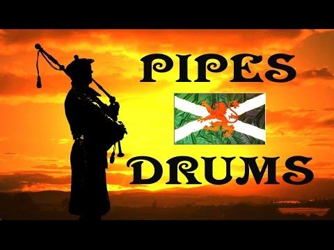 Dances With Wolves - Royal Scots Dragoon Guards.