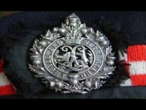 Argyll & Sutherland Highlanders Op Banner