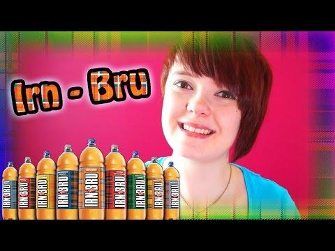 Irn Bru Scottish Foods #3