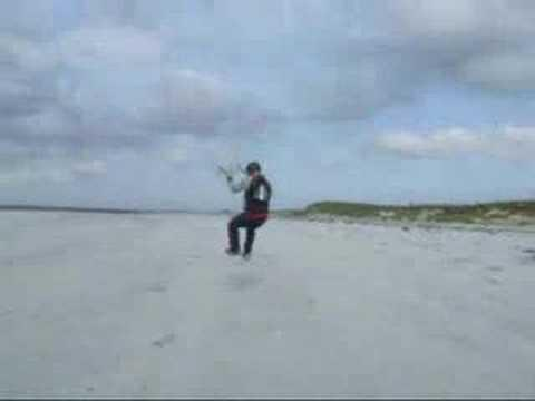Kiting In Benbecula 2