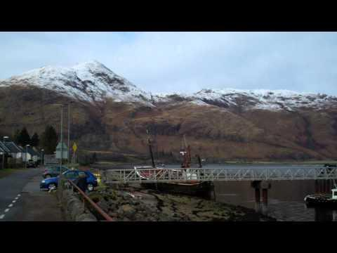 Ardgour - Inn At Ardgour, Scotland UK In February 2012