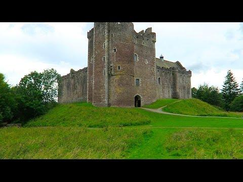 Castles Of Scotland - Stirling Castle & Doune Castle
