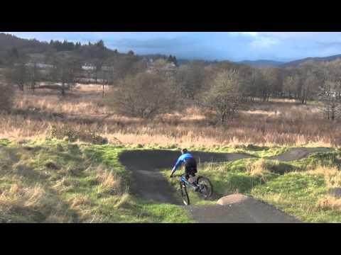 Scott Lindsay X Aberfoyle Bike Park