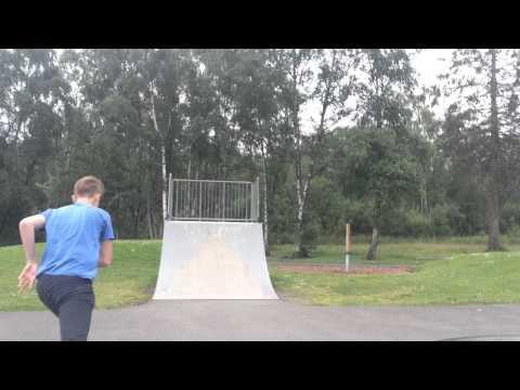 Jack Mccoll Balloch Skatepark