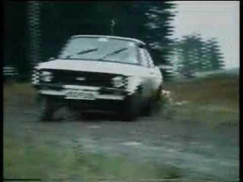 1982 Trossachs Rally (Esso Scottish Rally Championship)