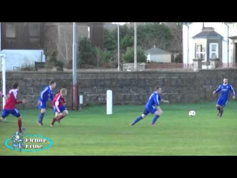 Golspie Sutherland V Orkney 8th November 2014