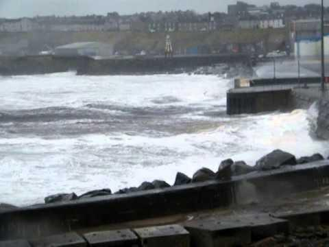 Another Stormy Day At Wick Bay, Caithness  - 22nd Dec