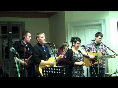 Genuine Draft - Orkney Band. BBC Radio Orkney Acoustic Session 2012