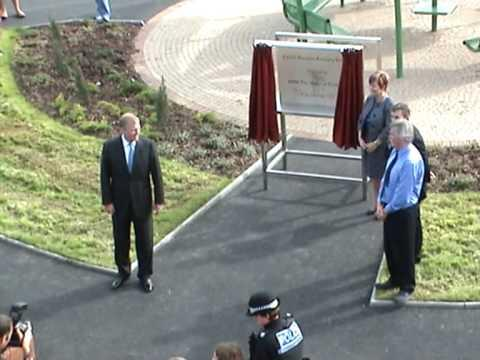 Castle Douglas Primary School Official Opening 09 September 2009 Part 2