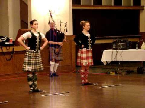 Highland Sword Dance