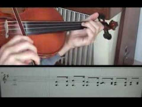 Learning Violin - How To Play Scottish Borders Fiddle