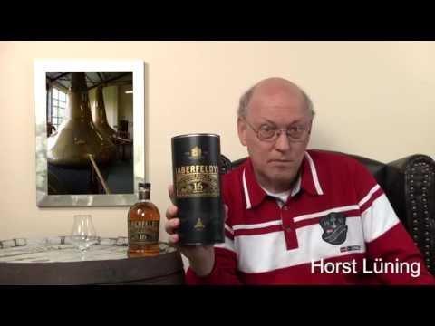 Whisky Verkostung: Aberfeldy 16 Jahre