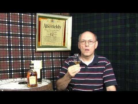 Whisky Verkostung: Aberfeldy 12 Jahre