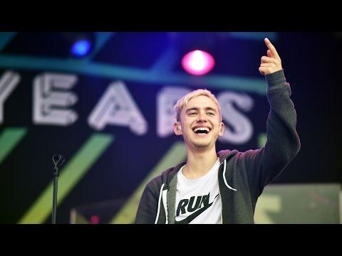 Years And Years - King (T In The Park 2015)