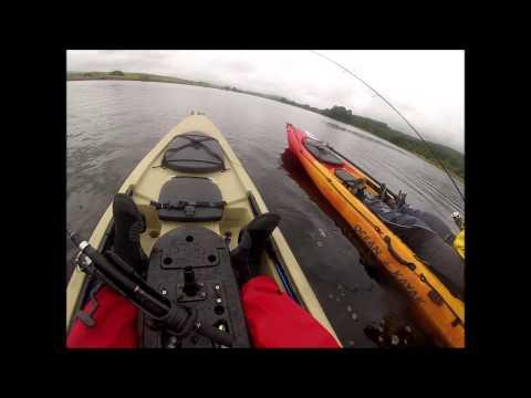Kayak Fishing~Loch Ken & Port Patrick