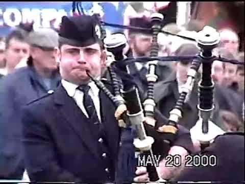British Pipe Band Championships Ayr, Scotland May 2000