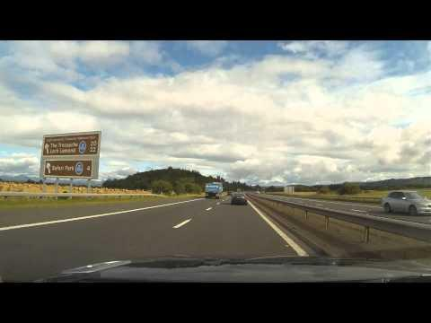 Lands End To John O' Groats TimeLapse