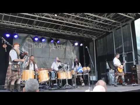 Keltfest 2015 - Saor Patrol