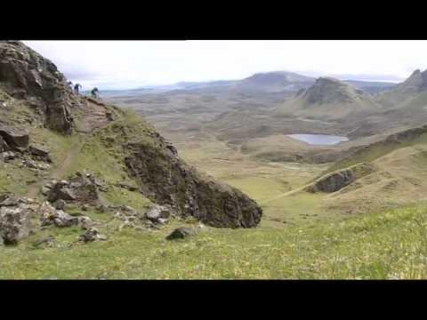 Danny MacAskill, Hans Rey And Steve Peat, Scotland Episode 1