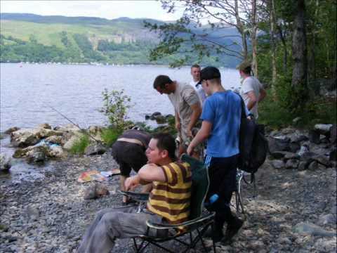 Loch Earn Fishing Trip Scotland