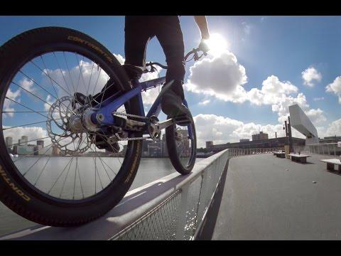 On The Road With Danny MacAskill's Drop And Roll Tour - 100% Shot On GoPro