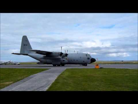 Hercules At Benbecula