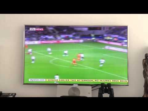 Gareth Bales Goal V Scitland