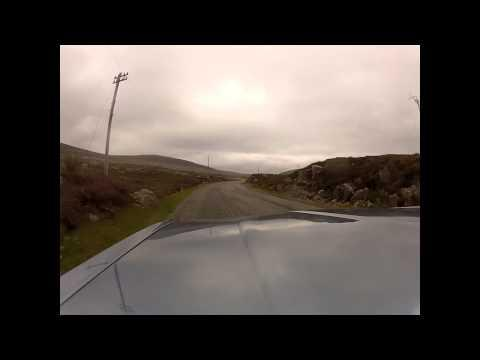 A Drive On The Isle Of Harris