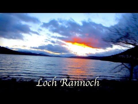 Camping In Scotland (Loch Rannoch)